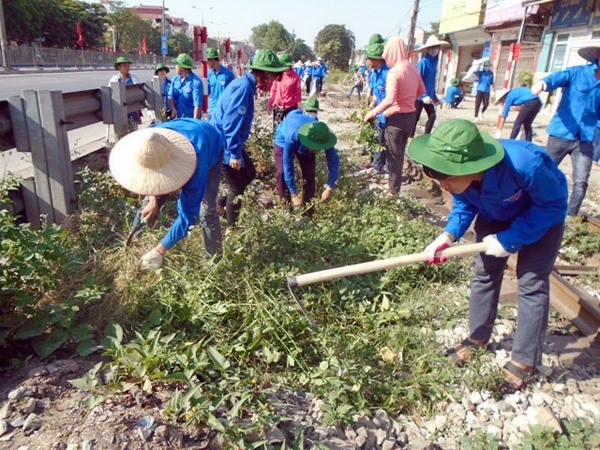 Action month on environment to be launched hinh anh 1