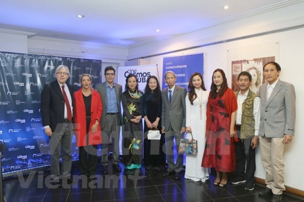 Modern Vietnamese films screened in Argentina to mark diplomatic ties hinh anh 1