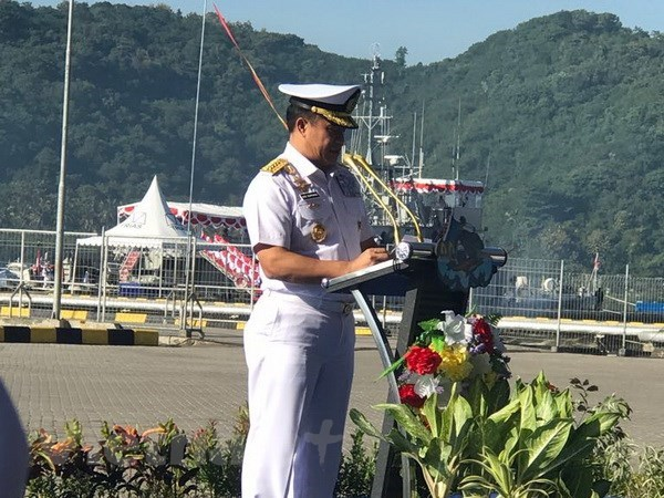 Indonesia's Third Multilateral Naval Exercise Komodo begins hinh anh 1