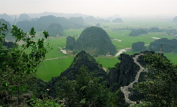 Ninh Binh, sleeping beauty has woken up hinh anh 1