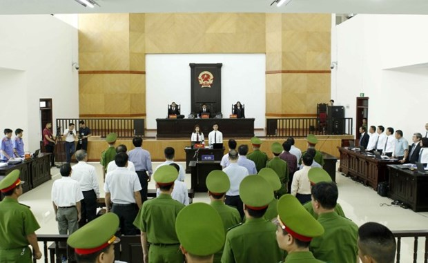 Appeal trial on PVC case: Trinh Xuan Thanh withdraws appeal hinh anh 1