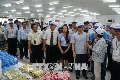Deputy PM urges high-tech for better food safety hinh anh 1