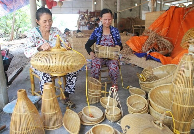 'One commune one product' scheme helps boost rural economic development hinh anh 1