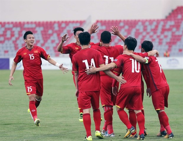 Vietnam know how to resist West Asian rivals at Cup hinh anh 1