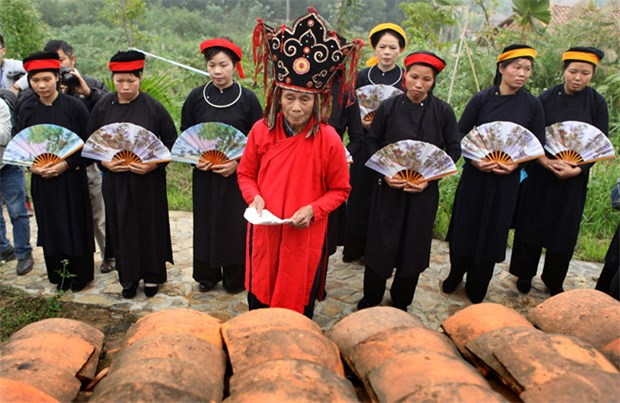 Cao Bang: Nang Hai festival named national intangible heritage hinh anh 1