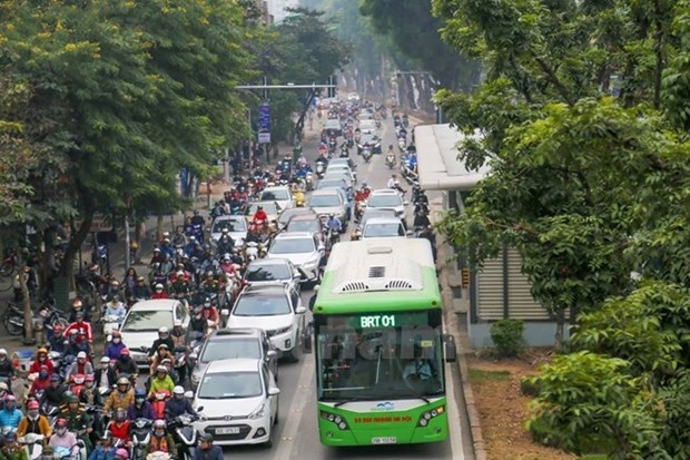 Vietnam advised to set clear vision for smart public transportation hinh anh 1