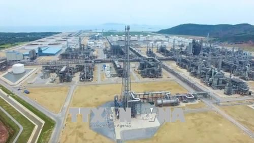 Nghi Son refinery rolls out third commercial product hinh anh 1