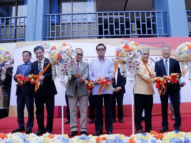 New development step in Vietnam-Laos educational cooperation hinh anh 1