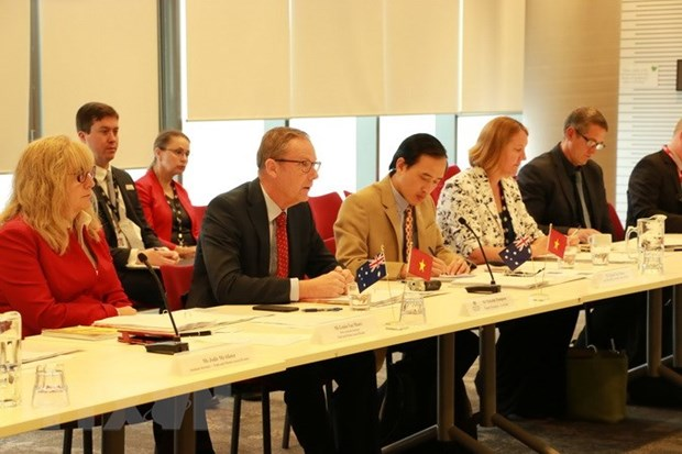 Vietnam, Australia hold second policy dialogue on agriculture hinh anh 2