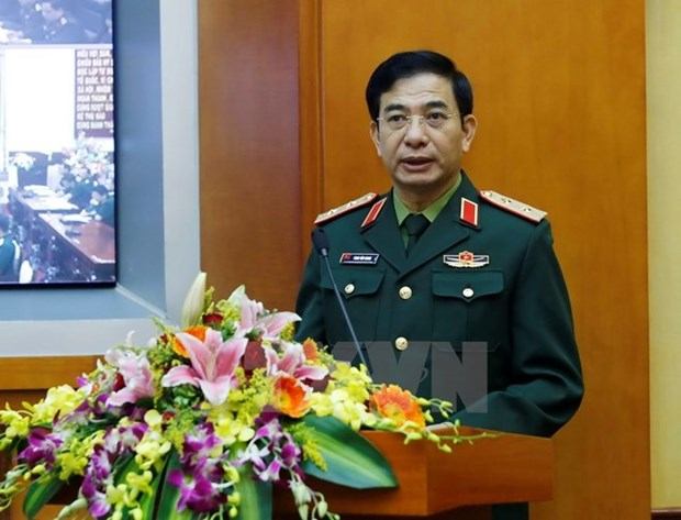 Chief of VPA General Staff receives US Deputy Commander hinh anh 1