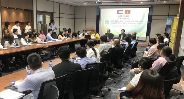Vietnamese firms advised to invest in Cuba's tourism market hinh anh 1
