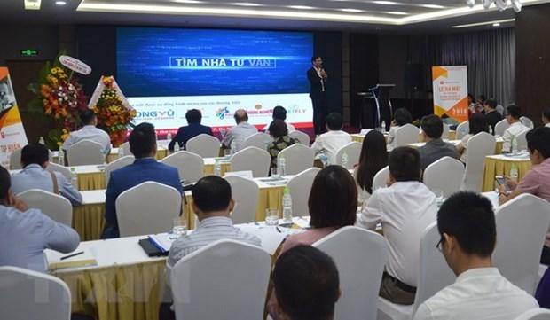 Da Nang city debuts e-commerce exchange hinh anh 1
