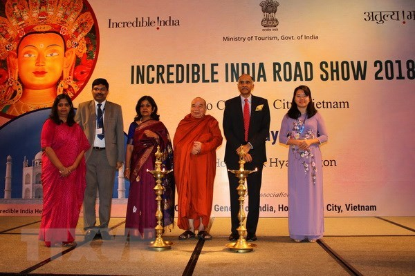 Indian tourism promotion programme held in HCM City hinh anh 1