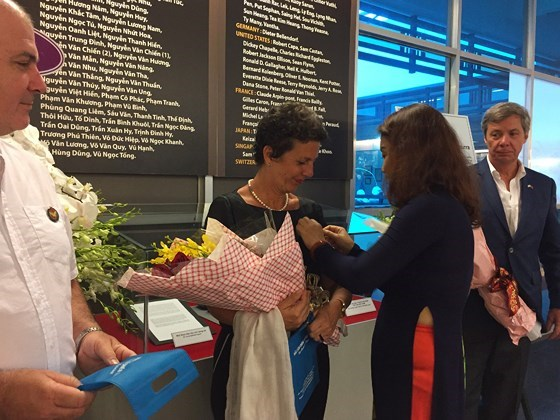 Museum receives memorabilia of Argentine war reporter hinh anh 1