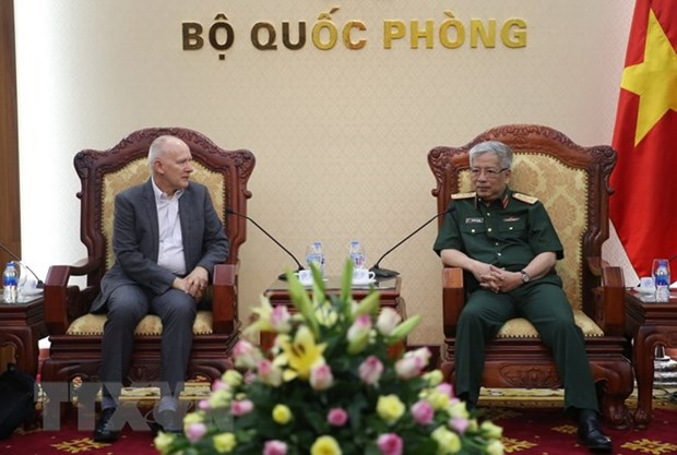 Vietnam to actively contribute to 2018 Shangri-La Dialogue hinh anh 1