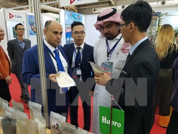 Vietnam returns to Int'l Fair of Algiers in 2018 hinh anh 1