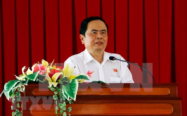 Party Central Committee elects two additional members to Secretariat hinh anh 1