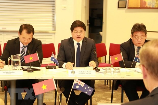 Vietnam, Australia hold second policy dialogue on agriculture hinh anh 3