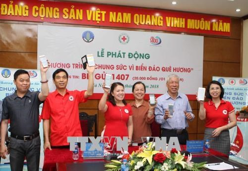 Fund raising programme launched to support poor fishermen hinh anh 1