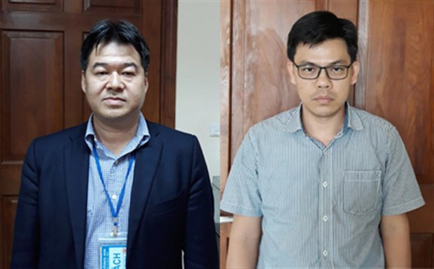 Two more former officials of Binh Son refining company prosecuted hinh anh 1