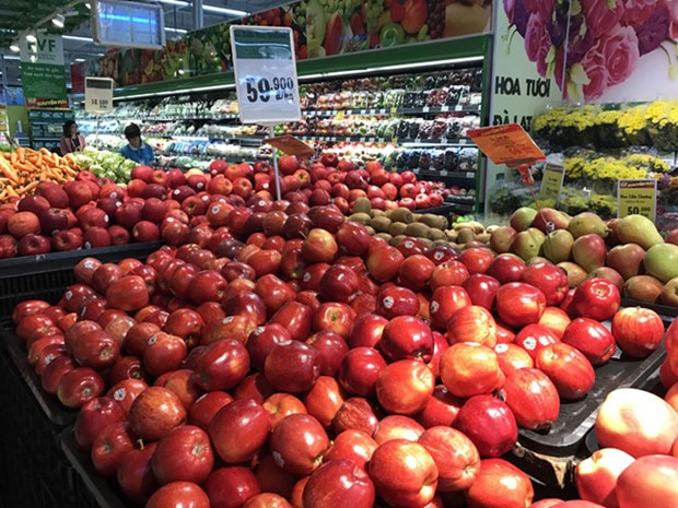 European farm produce seek ways to reach Vietnamese consumers hinh anh 1