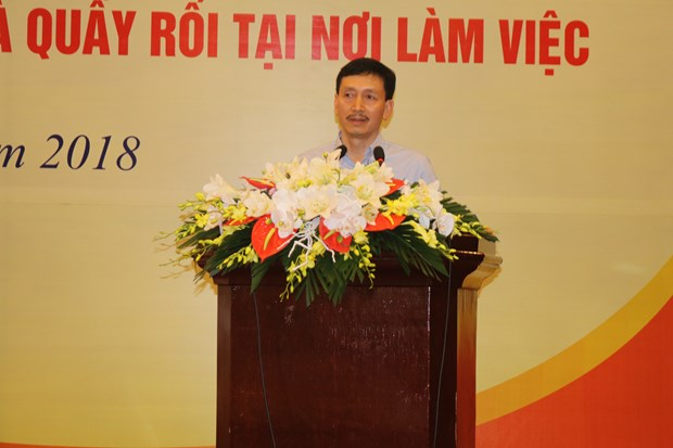 Vietnam committed to preventing violence, harassment at workplace hinh anh 1