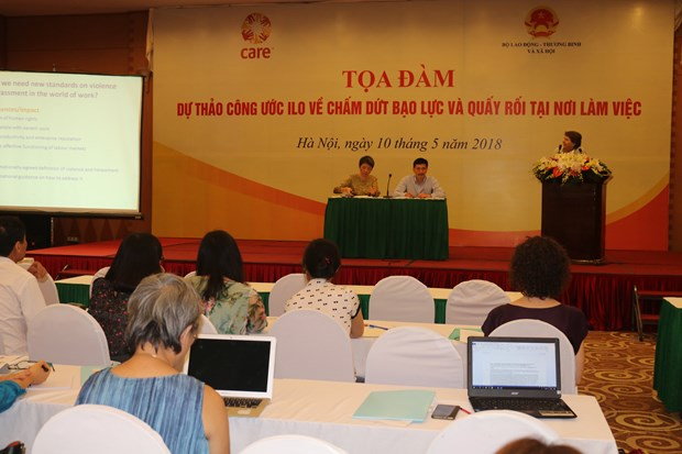 Vietnam committed to preventing violence, harassment at workplace hinh anh 2