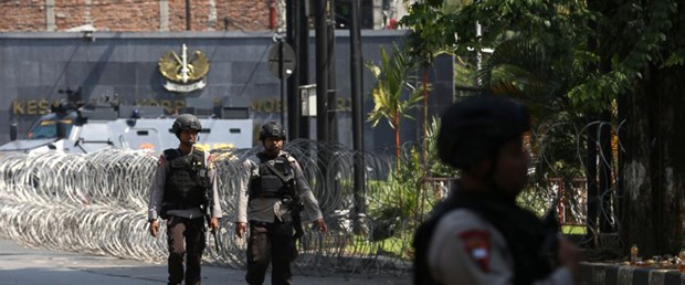 Indonesian jail riot ends with six deaths hinh anh 1