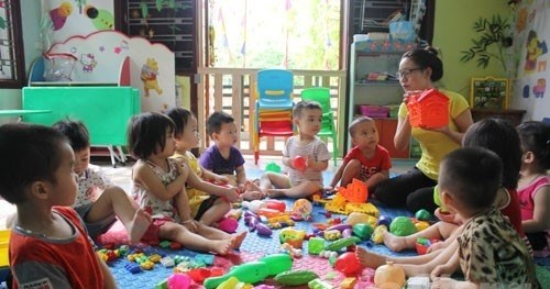 Tighter control needed for Hanoi private pre-schools hinh anh 1