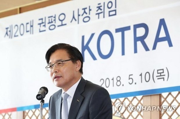 KOTRA to move Southeast Asia headquarters to Hanoi hinh anh 1