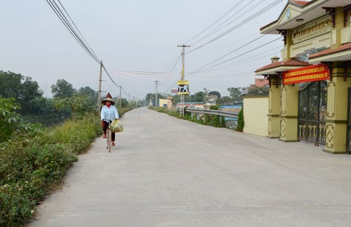 Additional two districts recognised as new-style rural areas hinh anh 1