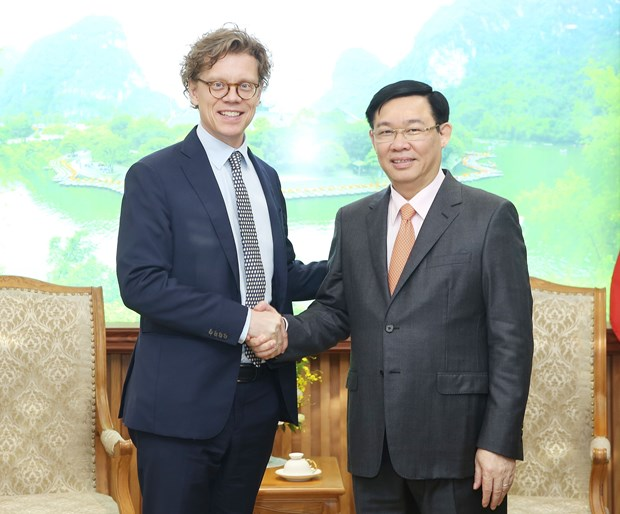 Swedish firms' successes contribute to Vietnam-Sweden ties hinh anh 1