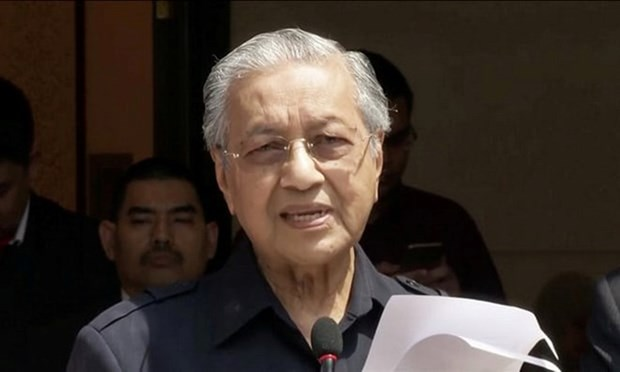 New Malaysian PM unveils core ministries of government hinh anh 1
