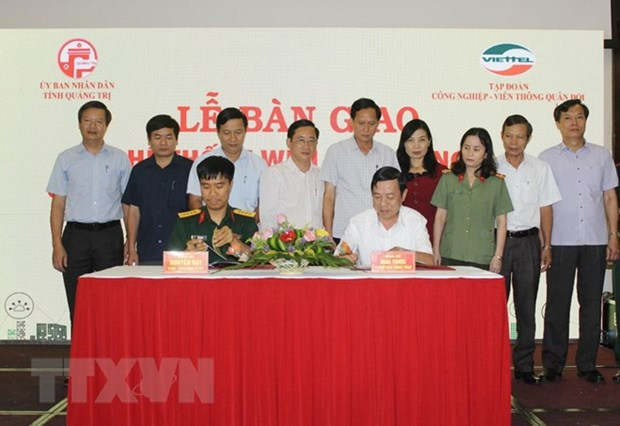 Quang Tri offers free Wi-Fi at tourist attractions hinh anh 1