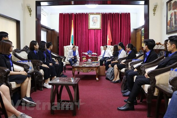Vietnamese students encouraged to study in India hinh anh 1