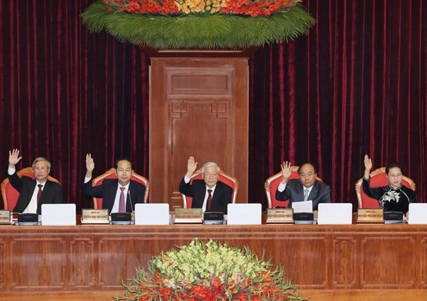 Party Central Committee asks to implement resolution productively hinh anh 1