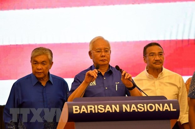 Malaysian former PM resigns from UMNO President, BN Chairman hinh anh 1