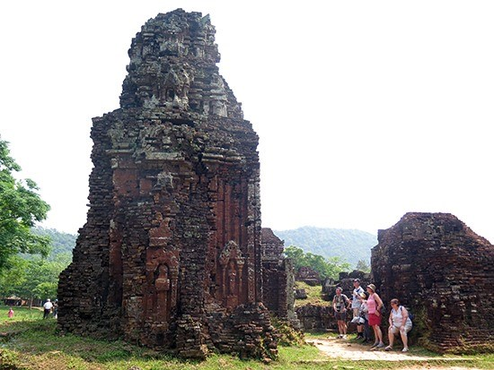 Cham tower to be reinforced hinh anh 1