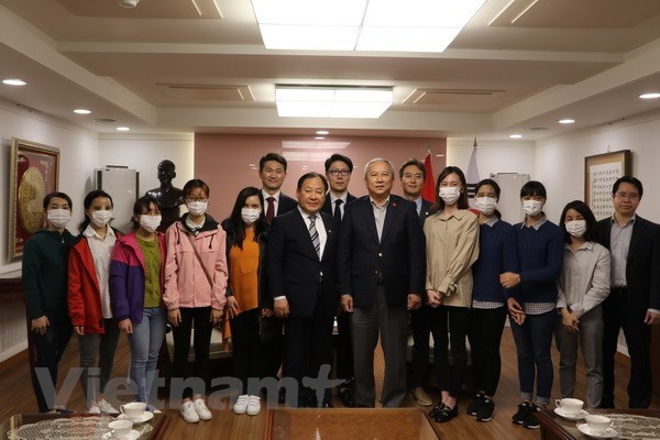 RoK doctors continue free surgery programme for Vietnamese hinh anh 1