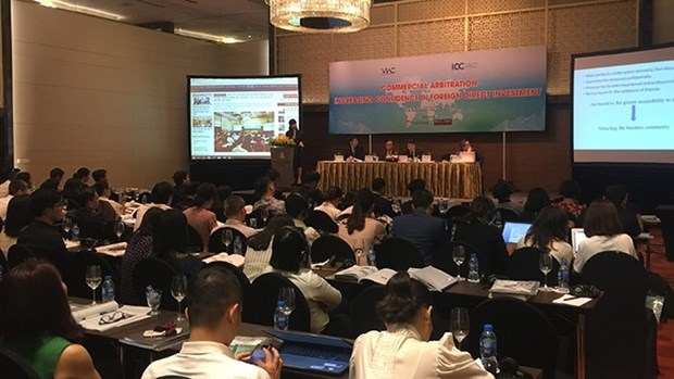 FDI firms prefer commercial dispute arbitration hinh anh 1