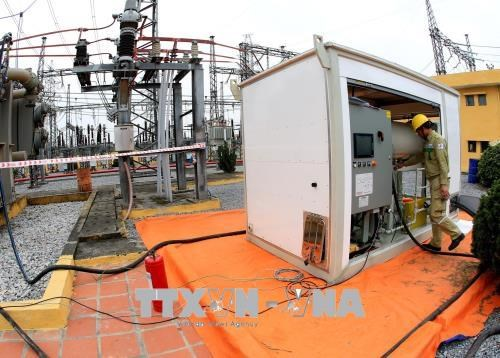 German-funded project on smart power network development approved hinh anh 1