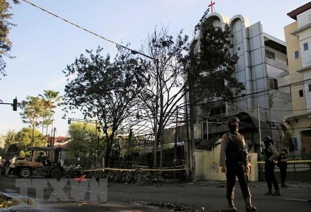 Vietnam condemns terror attacks in Indonesia hinh anh 1