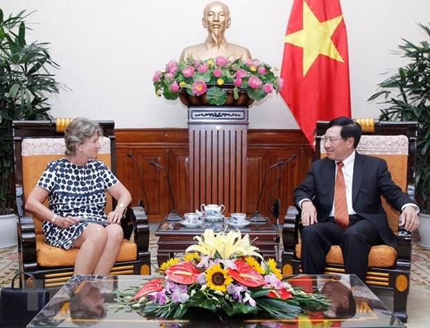Deputy PM lauds Vietnam – Spain strategic partnership hinh anh 1