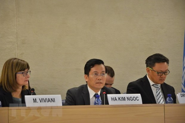 Vietnam attends ESCAP's 74th session in Bangkok hinh anh 1