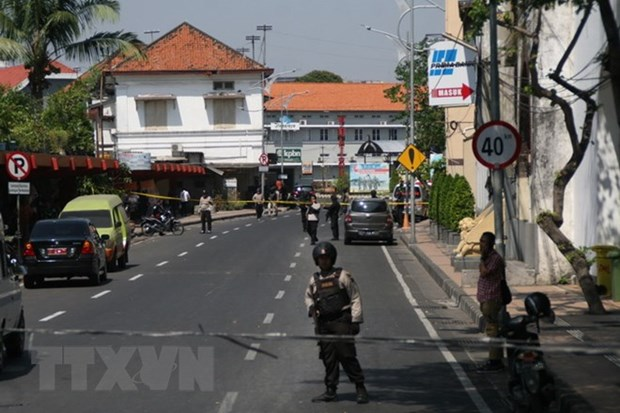 Indonesia blasts: police concerned about new attack expedients hinh anh 1