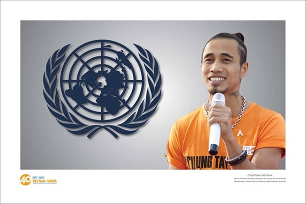 UNFPA ends partnership with Vietnamese singer involved in sexual harassment hinh anh 1
