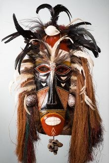Torres Strait masks to be introduced in Vietnam for first time hinh anh 2
