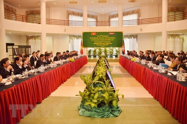 Cambodian FM to co-chair Cambodia-Vietnam joint committee meeting hinh anh 1