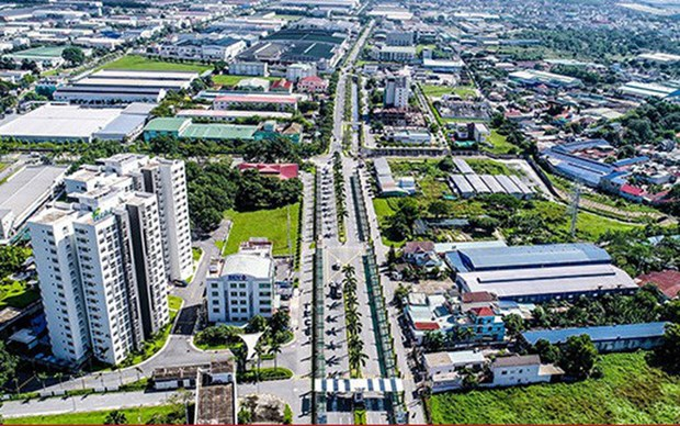 Vietnam's largest industrial properties supplier debuts hinh anh 1