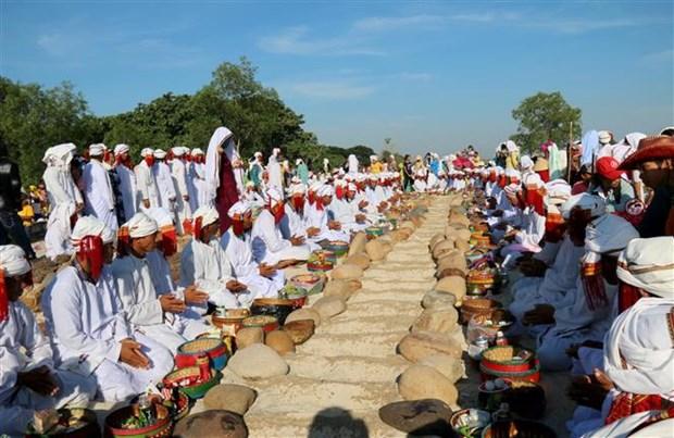 Cham Bani people in Binh Thuan celebrate Ramuwan festival hinh anh 1